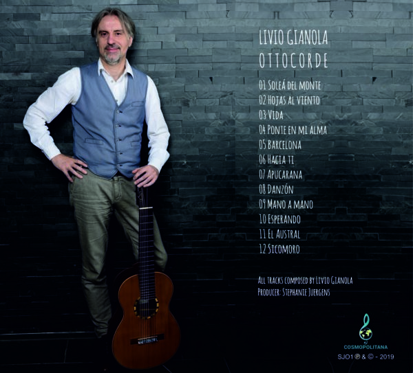 Backside Ottocorde Album